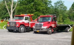Call for 24/7 Towing Services!